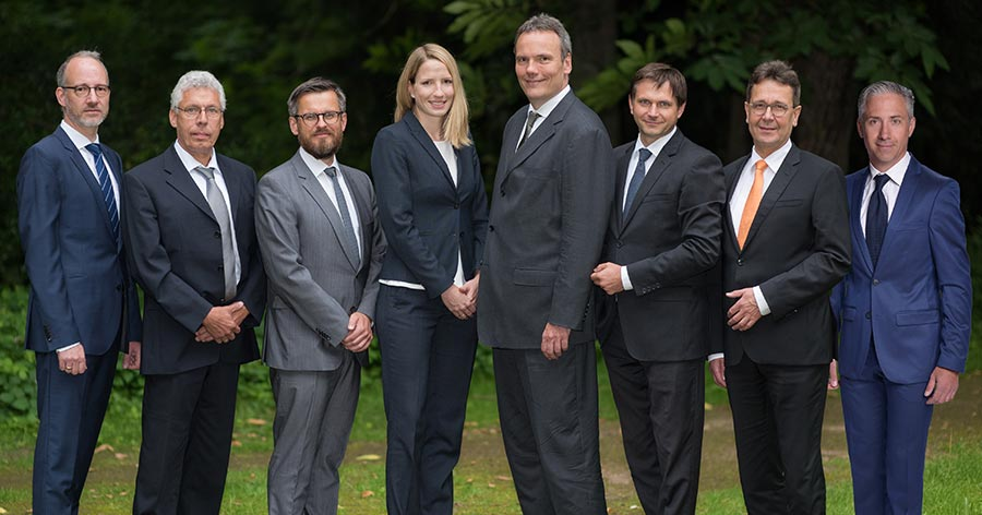 Anwälte der Hüttemann Rechtsanwälte PartGmbB